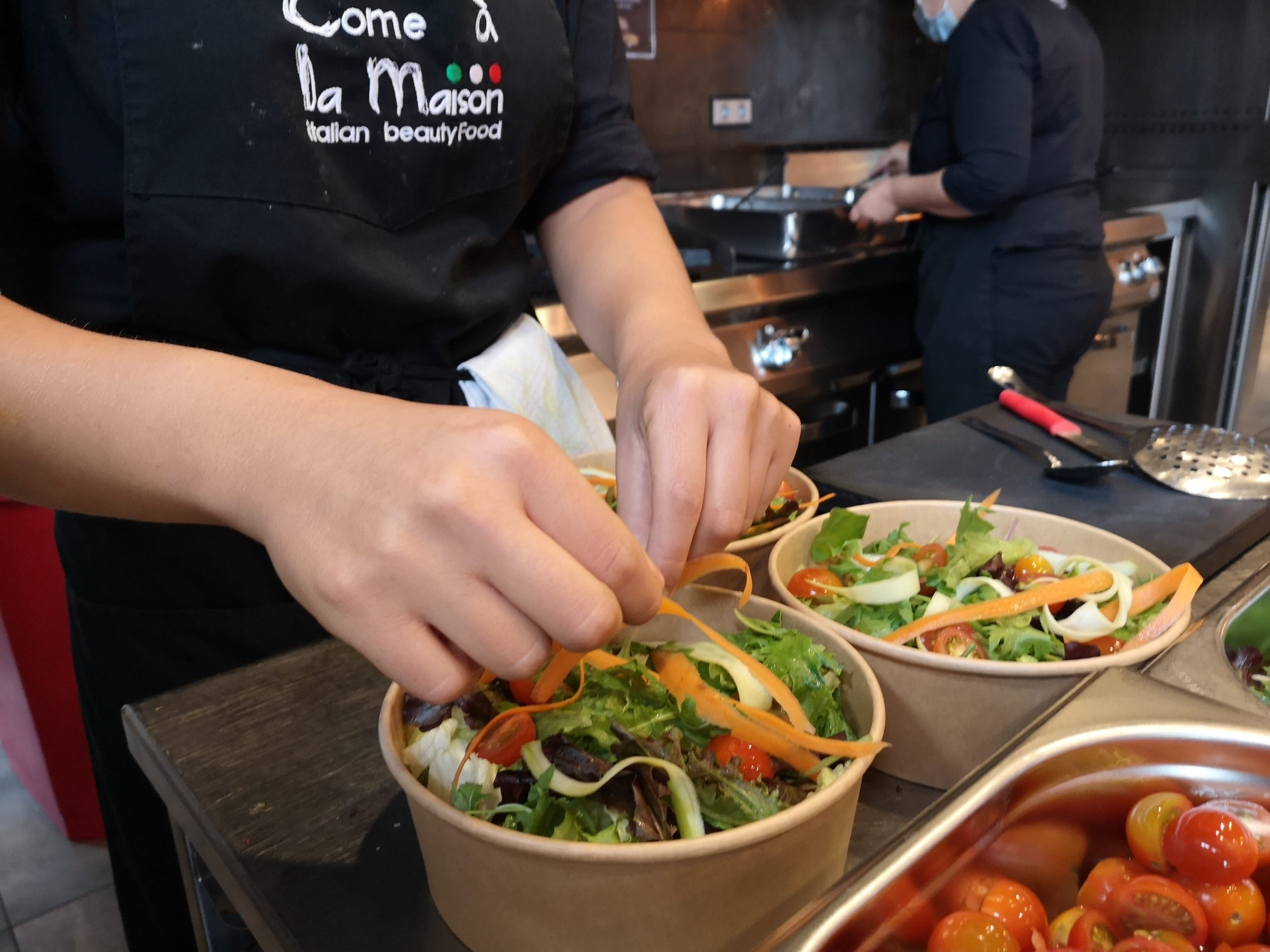 La Focacceria Restaurant Traiteur Delivery take Away Luxembourg Come a la Maison 11